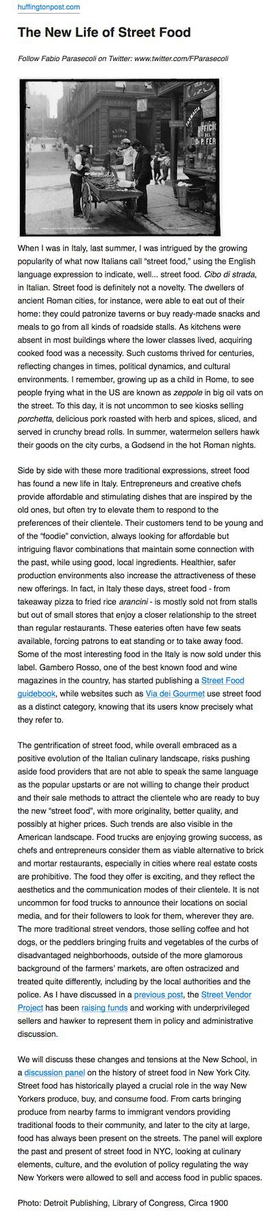via dei gourmet huffington post