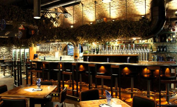 Brasserie 4 20 roma recensioni via dei gourmet for Solo affitti locali commerciali roma