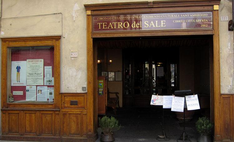 Teatro del Sale Firenze   Fabio Picchi   Recensioni ristoranti