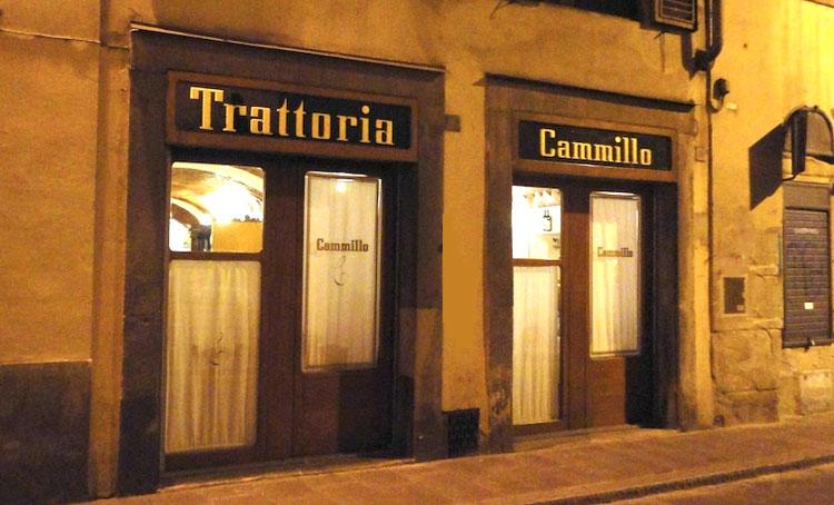 Trattoria Cammillo Firenze   Recensioni Ristoranti
