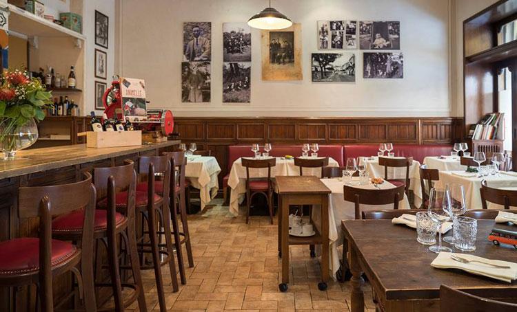 Tavolini Di Marmo Trastevere : Larcangelo roma recensione ristorante via dei gourmet