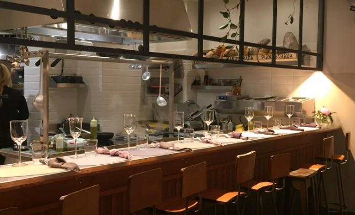 pianostrada laboratorio di cucina, roma | recensioni | via dei gourmet - Laboratorio Di Cucina