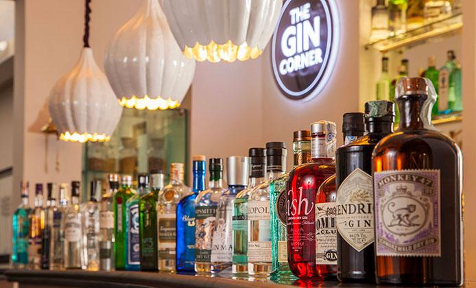 The Gin Corner Roma