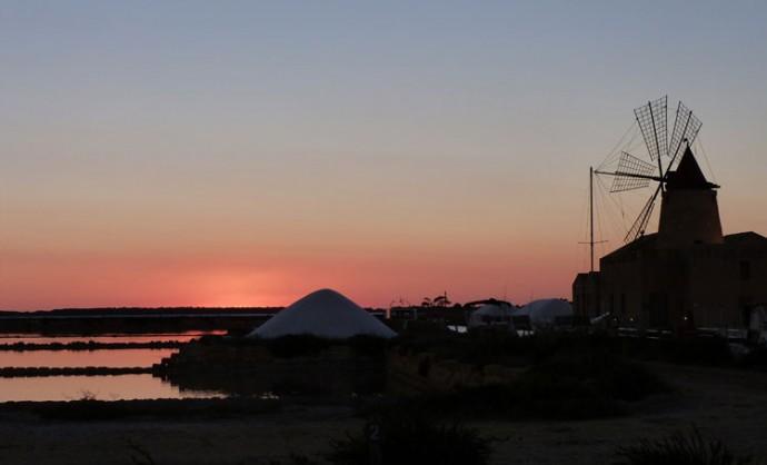 itinerario sicilia, le saline di mothia