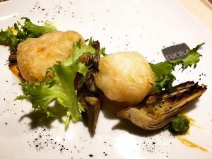 cucina.eat tempura