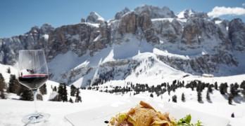 sciare con gusto in alta badia 2020