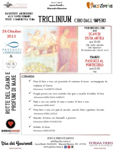 locandina TRICLINIUM_pascucci (2)