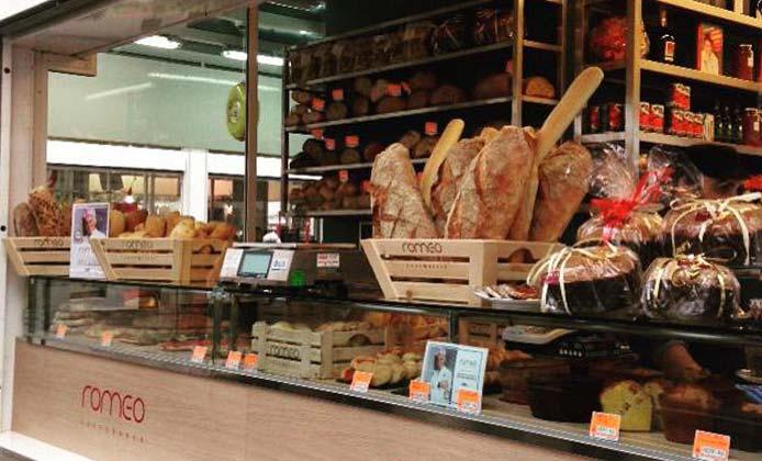 mercato testaccio romeo