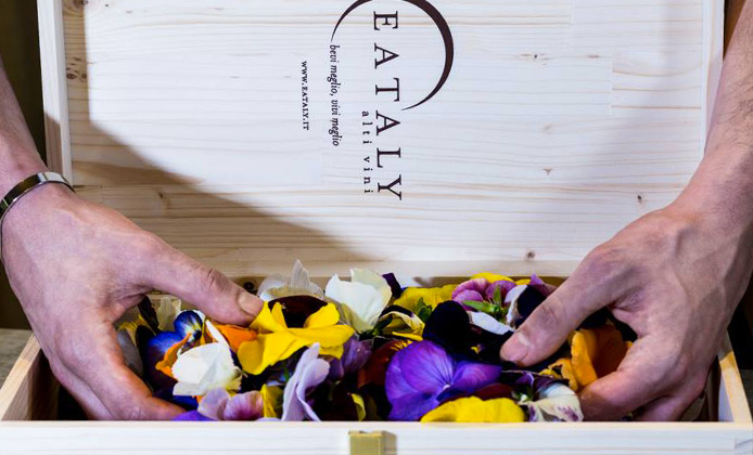 flower power eataly