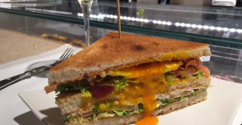 club sandwich roscioli