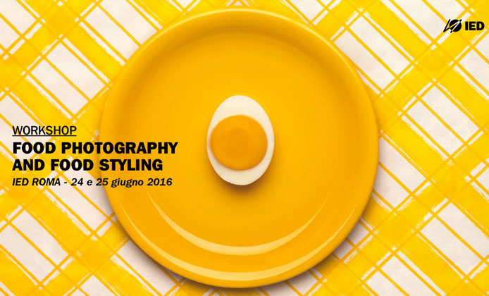 ied roma food photography