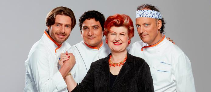 Giudici Top Chef Italia