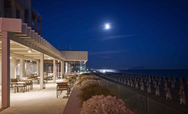 Il vistamare del fogliano hotel latina recensioni via for Gourmet hotels