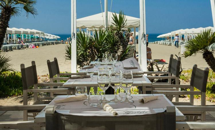 Ristoranti versilia 10 locali per una vacanza gourmet - Bagno gilda forte dei marmi ...