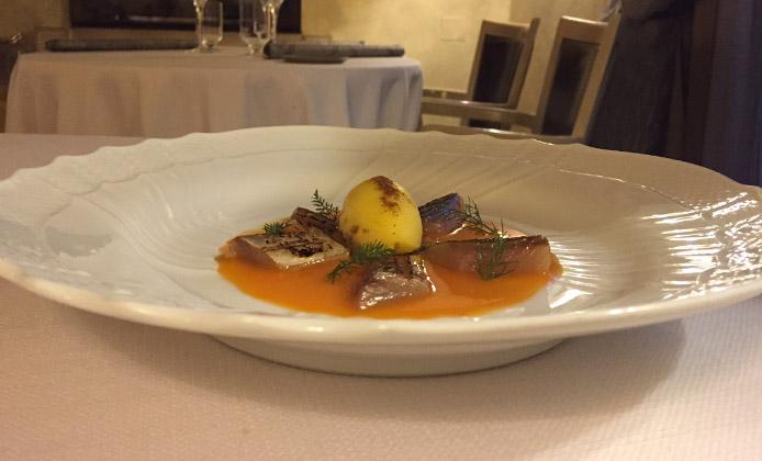 sgombro marinato valeria piccini
