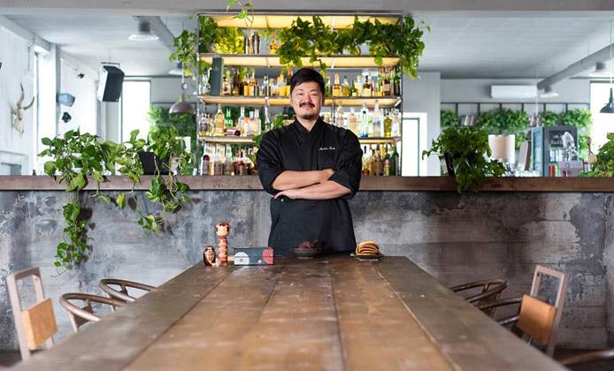 cucina asiatica master hiro