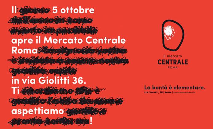 Mercato Centrale a Roma