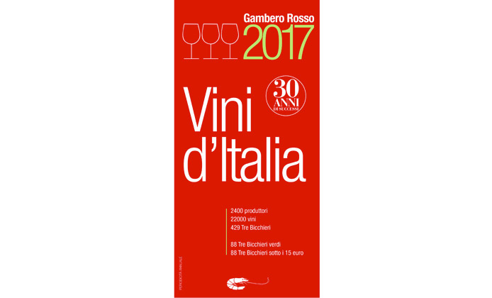 Vini d'Italia 2017 Gambero Rosso