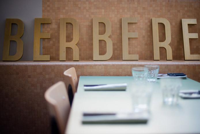 Berberè Milano ambiente