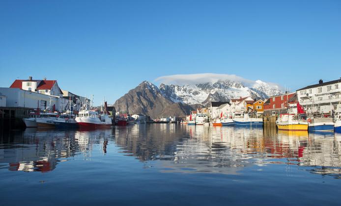 stoccafisso di norvegia