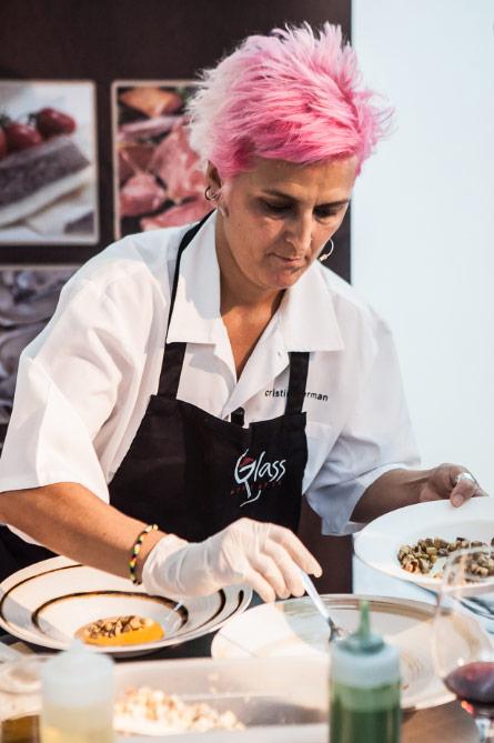 Taste of Excellence 2016 Cristina Bowerman