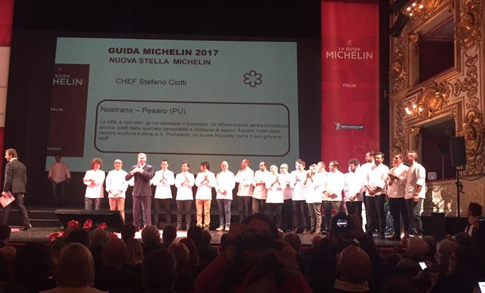 La Credenza Stella Michelin : Guida michelin le stelle in italia via dei