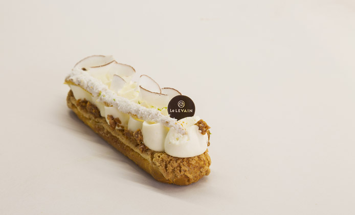 Éclair Cheesecake Coccolime
