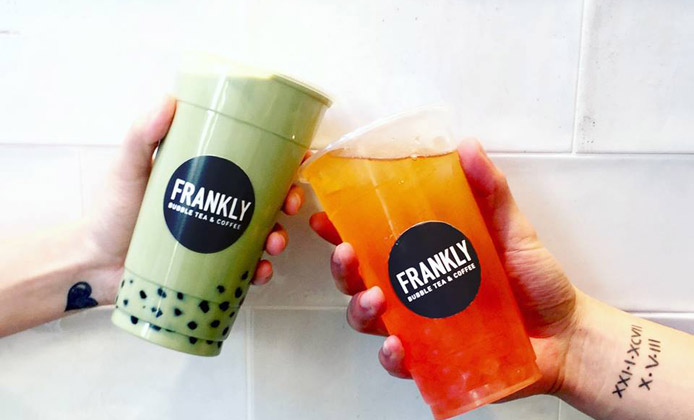 Frankly Bubble Tea & Coffee