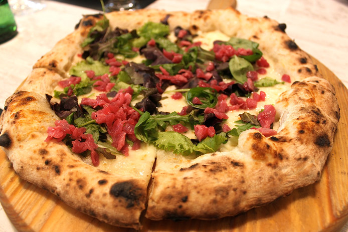 misticanza pizzeria i masanielli