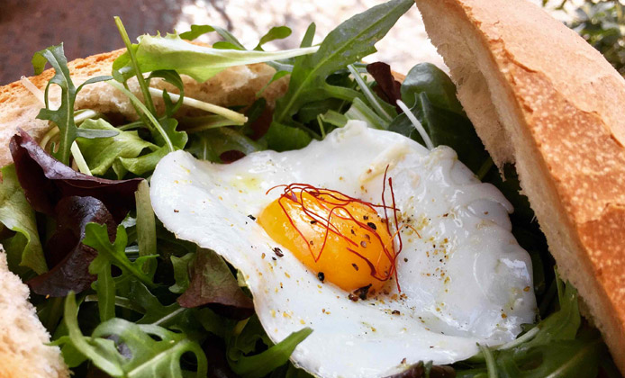 Eggs Roma Trastevere