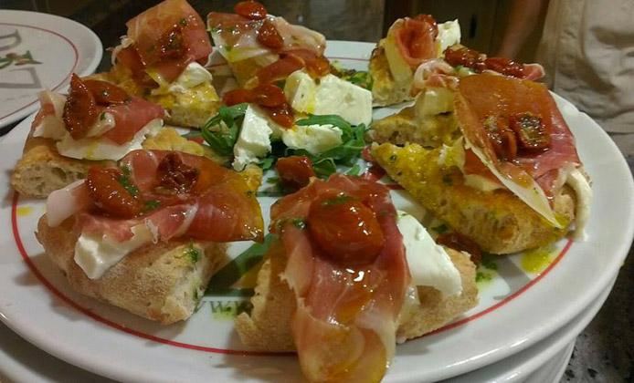 Pizza Taverna dei Corsari