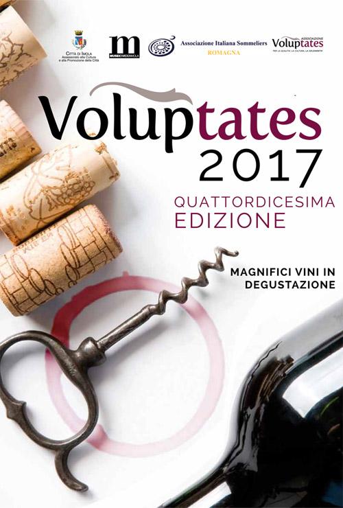 voluptates 2017 Imola locandina