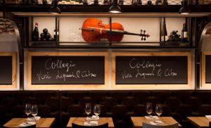 COLLEGIO - Vini Liquori & Cibo Roma