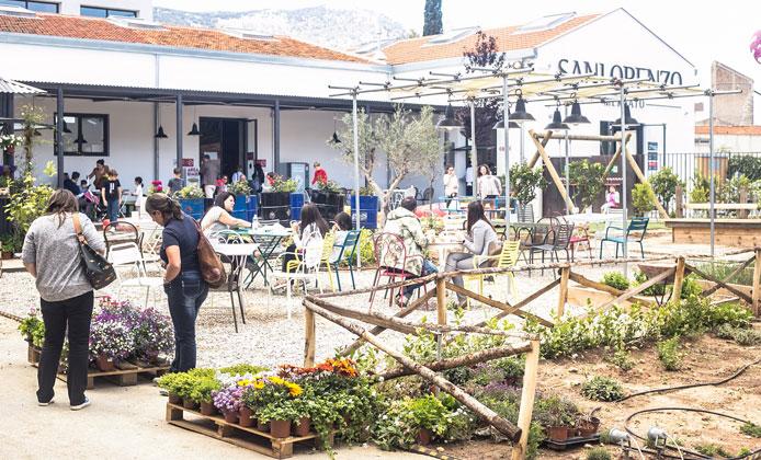 sanlorenzo mercato palermo Giardino