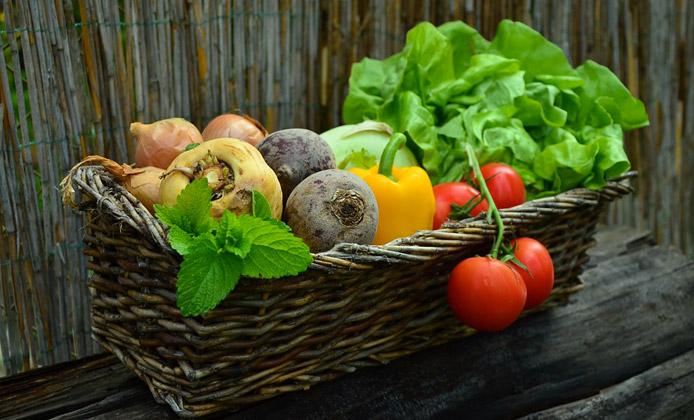 vegetali in cucina
