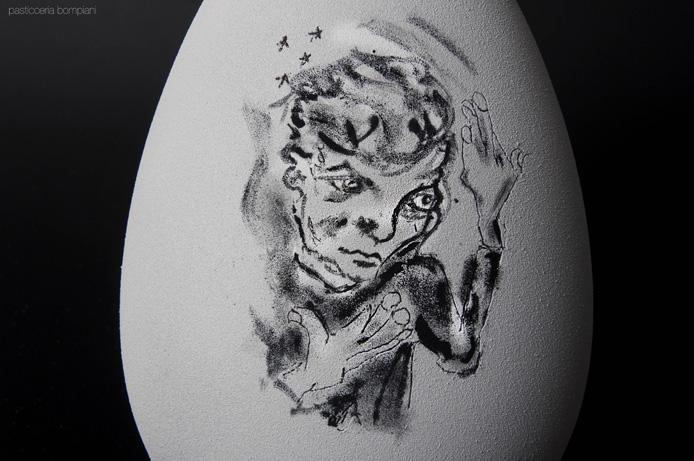 DAVID BOWIE uova di pasqua bompiani