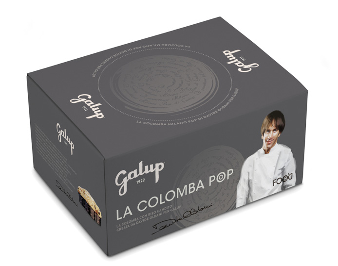 Galup Colomba POP Oldani