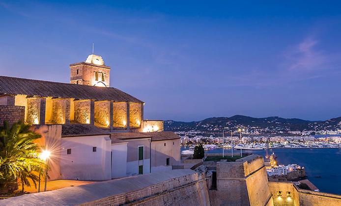 Castell d'Eivissa, Ibiza