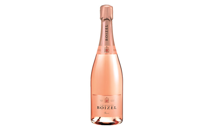 Champagne Brut Rosé Boizel