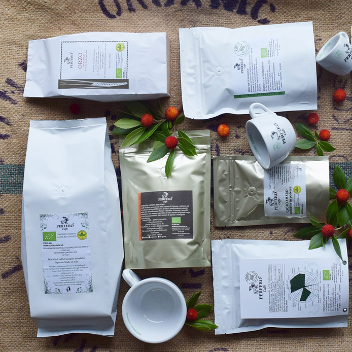 Perfero Specialty Coffees – Sumatra Lingtong Biologico