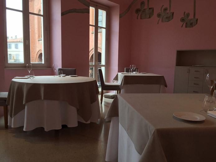 ristorante piazza duomo sala