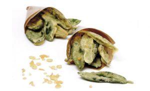 Salvia fritta: la ricetta di Annalisa Barbagli