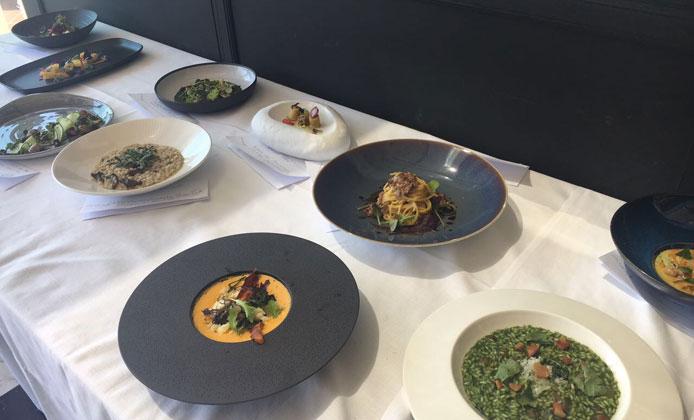 In the Kitchen Tour 2017 al Giuda Ballerino