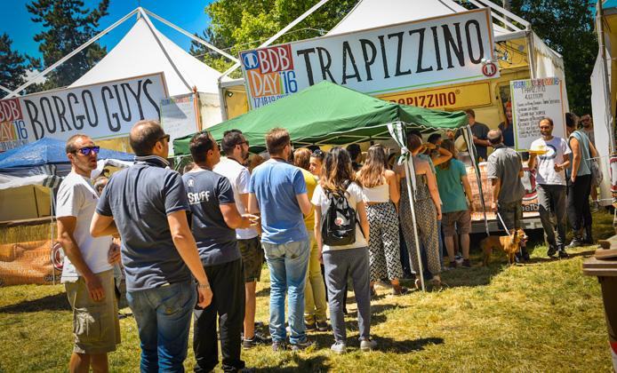 bdb day trapizzino
