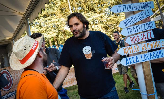Birra del Borgo Day 2017 Leonardo Di Vincenzo