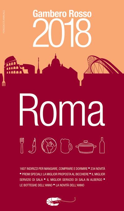 Guida Roma 2018 del Gambero Rosso