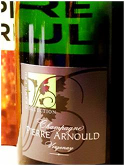 Champagne Brut Grand Cru 2010 Pierre Arnould