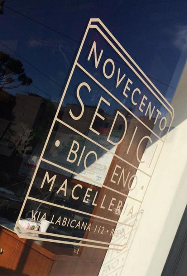 bioenomacelleria novecentosedici