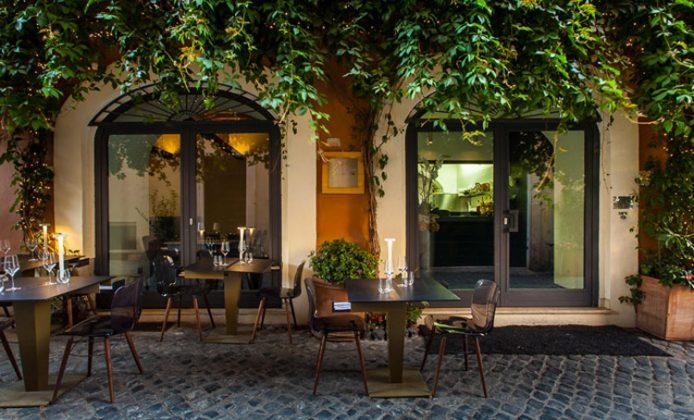 Mangiare all aperto a roma 10 ristoranti con dehors - Ristorante con tavoli all aperto roma ...