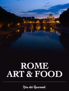 COVER ROME ART & FOOD
